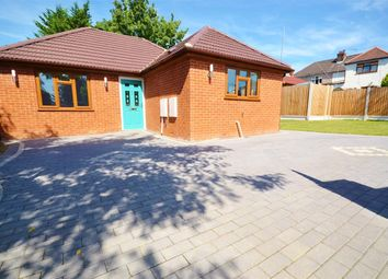 Thumbnail 2 bed detached bungalow to rent in Lodge Lane, Grays