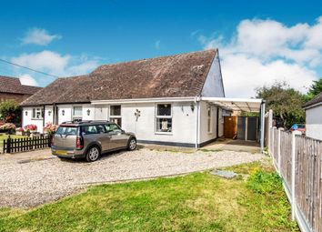 Thumbnail 2 bedroom semi-detached bungalow for sale in Church Street, Tolleshunt D'arcy, Maldon