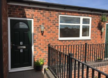 Thumbnail 1 bed flat to rent in The Old Co-Op, Doncaster Road, Langold, Worksop
