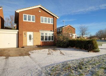 Thumbnail 3 bed detached house for sale in Barford Drive, Chester Le Street