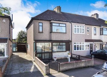 Thumbnail 3 bed end terrace house for sale in Oliver Road, Rainham