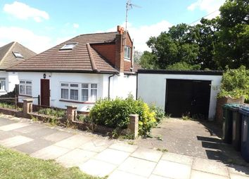 Thumbnail 3 bed bungalow for sale in Fairmead Crescent, Edgware