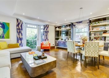 Thumbnail 3 bed flat for sale in Kensington Gore, South Kensington, London