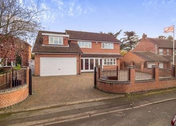 Thumbnail 4 bedroom detached house for sale in Wellington Road, Burton Joyce, Nottingham