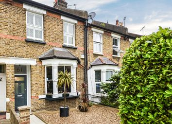 Thumbnail 3 bed terraced house for sale in Eccleston Road, London
