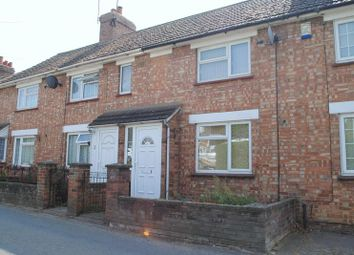 Thumbnail 2 bed terraced house for sale in Pavenham Road, Felmersham, Bedford