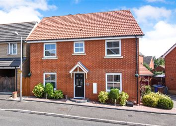 Thumbnail 3 bed detached house for sale in Cardinal Road, Chafford Hundred, Grays, Essex