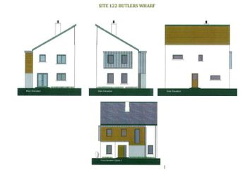 Thumbnail 4 bedroom property for sale in 122 Butlers Wharf, Derry