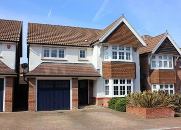 Thumbnail 4 bed detached house for sale in Baily Place, Cheswick Village