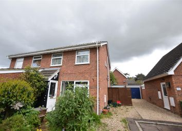 Thumbnail 3 bed semi-detached house for sale in Sprowston, Norwich