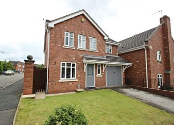 Thumbnail 4 bedroom detached house for sale in William Coltman Way, Tunstall, Stoke-On-Trent