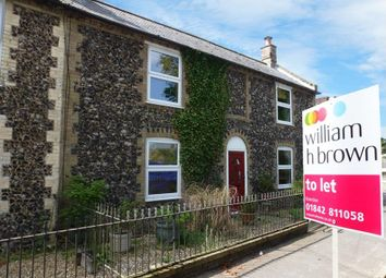 Thumbnail 3 bedroom property to rent in Cowlishaws Terrace, High Street, Methwold, Thetford