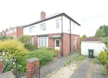 Thumbnail 3 bed semi-detached house to rent in Highfield Road, Greasbrough, Rotherham, South Yorkshire