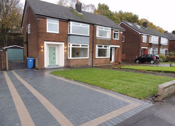 3 bed semi-detached house for sale in Edale Close, Hazel Grove, Stockport SK7