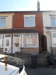 Thumbnail 3 bed terraced house for sale in Fourth Avenue, Bordesley Green