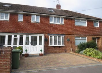 Thumbnail 4 bedroom terraced house for sale in Nutbourne Road, Farlington, Portsmouth