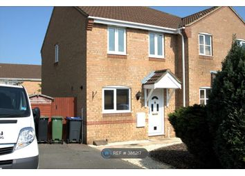 Thumbnail 3 bed semi-detached house to rent in Ascot Close, Chippenham