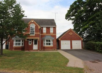 Thumbnail 4 bed detached house for sale in Lilacvale Way, Cannon Hill, Coventry