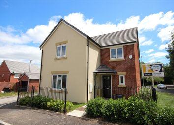 Thumbnail 4 bedroom detached house for sale in Dennis Street, Westlea Rise, Swindon, Wilts