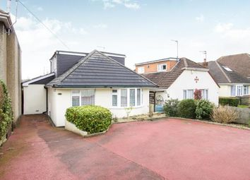 Thumbnail 4 bedroom bungalow for sale in Connaught Crescent, Parkstone, Poole