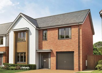 "Thumbnail 4 bedroom detached house for sale in ""The Norbury"" at Vigo Lane, Chester Le Street"