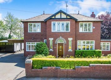 Thumbnail 3 bedroom detached house for sale in Delph Lane, Houghton Green, Warrington, Cheshire