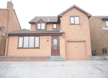 Thumbnail 4 bed detached house to rent in Glendon Street, Stanley Common, Ilkeston