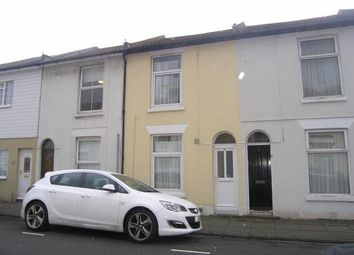 Thumbnail 4 bed terraced house for sale in Stansted Road, Southsea