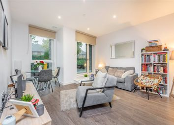 Thumbnail 1 bed flat for sale in Sandpiper, Woodberry Down, Finsbury Park, London