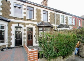 Thumbnail 5 bed terraced house for sale in Richard Street, Cathays, Cardiff