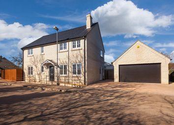 Thumbnail 4 bedroom detached house for sale in Grafton Drive, Highfields Caldecote, Cambridge