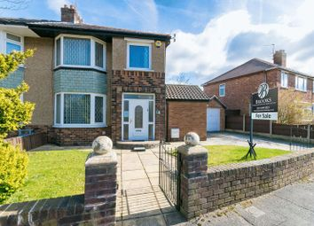 Thumbnail 3 bed semi-detached house for sale in Alder Close, Prescot