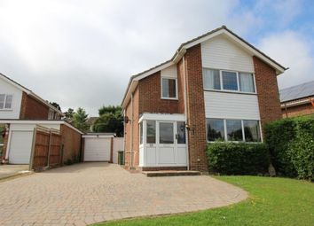 Thumbnail 4 bed detached house to rent in Herons Way, Pembury, Tunbridge Wells