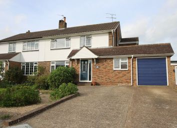 Thumbnail 3 bed semi-detached house for sale in Kilnfield Road, Rudgwick, Horsham