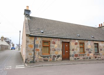 Thumbnail 2 bedroom semi-detached house for sale in 10 St Peters Terrace, Buckie