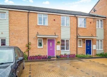 Thumbnail 1 bedroom terraced house for sale in Hercules Way, Cardea, Peterborough, Cambridgeshire