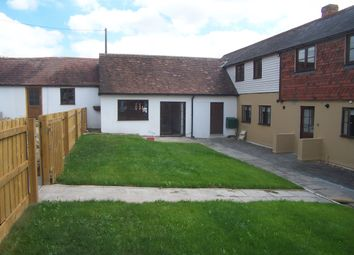 Thumbnail 2 bedroom cottage to rent in Baydon Road, Lambourn