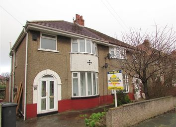 Thumbnail 3 bed property for sale in Lathom Grove, Morecambe