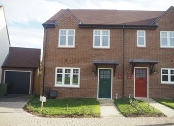 Thumbnail 3 bed end terrace house for sale in Forest Road North, Waltham Chase, Hampshire