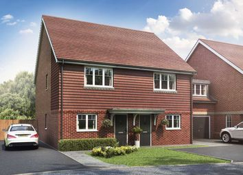 "Thumbnail 3 bed semi-detached house for sale in ""The Lark"" at Old Bisley Road, Frimley, Surrey, Frimley"