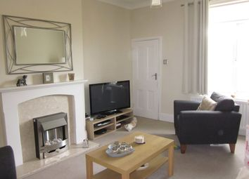 Thumbnail 2 bed flat to rent in Attwood Terrace, Tudhoe Colliery, Spennymoor