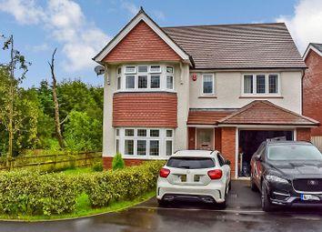 4 bed detached house for sale in Gerddir Afon, Brynmenyn, Bridgend. CF32