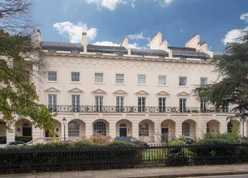 6 bed terraced house for sale in Hanover Terrace, Regent's Park, London NW1