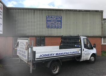 Thumbnail Light industrial for sale in Gilbert Place, Burscough Industrial Estate, Ormskirk