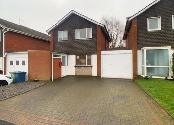 3 bed link-detached house for sale in Aldershaw Close, Stafford ST16