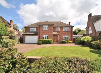 Thumbnail 5 bed detached house for sale in Heathfield, Chislehurst, Kent