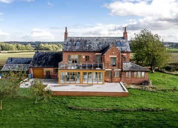 Thumbnail 6 bed detached house for sale in Ratcliffe Lane, Darfoulds, Worksop