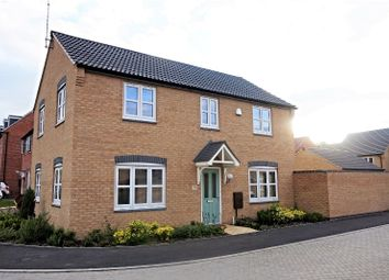 Thumbnail 4 bed detached house for sale in Debdale Way, Mansfield