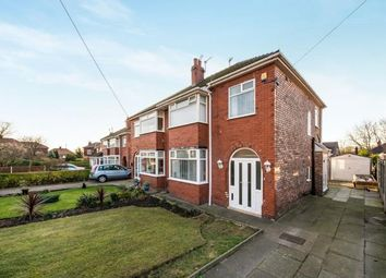 Thumbnail 3 bed semi-detached house for sale in Shelley Road, Widnes, Cheshire