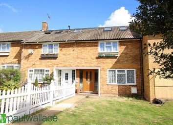 Thumbnail 3 bedroom terraced house for sale in Riverside Path, Cheshunt, Waltham Cross